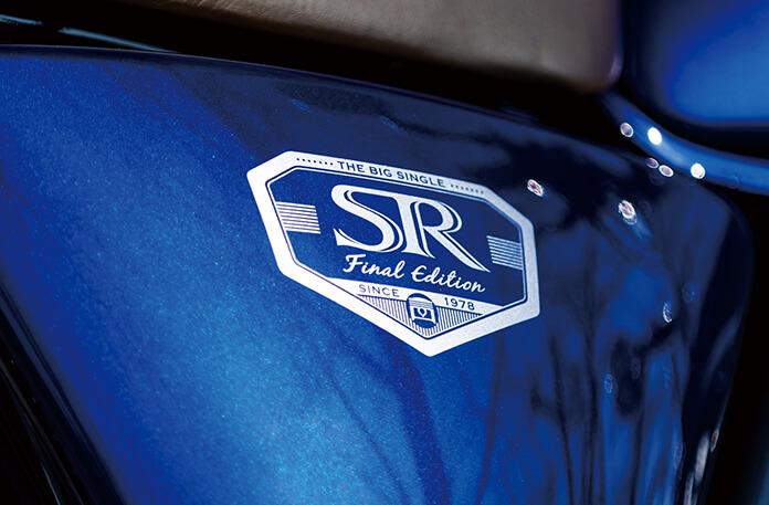 SR400 残り若干数となりました